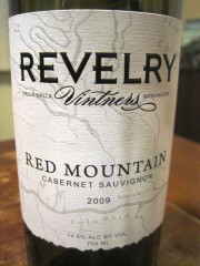 "This wine is ""revelicious!"" Photo by Brenna Arnesen."