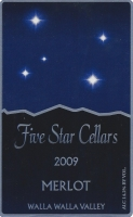 Image courtesy Five Star Cellars.