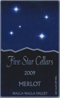 Image courtesy Five Star Cellars.